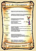 Programma carnavalsdagen